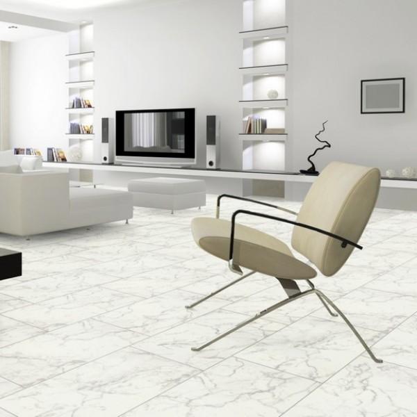 Colorado Glamour D 2921 Carrara Marmor Hoogglans Tegel